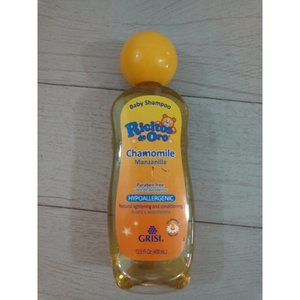 Chamomile Ricitos de Oro Shampoo | Baby Shampoo